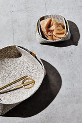 Slash Objects Rubber and Brass Baskets in Sand Slash Objects-12806523355199