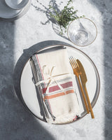 Soil to Studio Anandi - Organic Handwoven Napkins Table Linen Soil to Studio -14246695567423