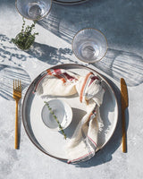 Soil to Studio Anandi - Organic Handwoven Napkins Table Linen Soil to Studio -14246698745919