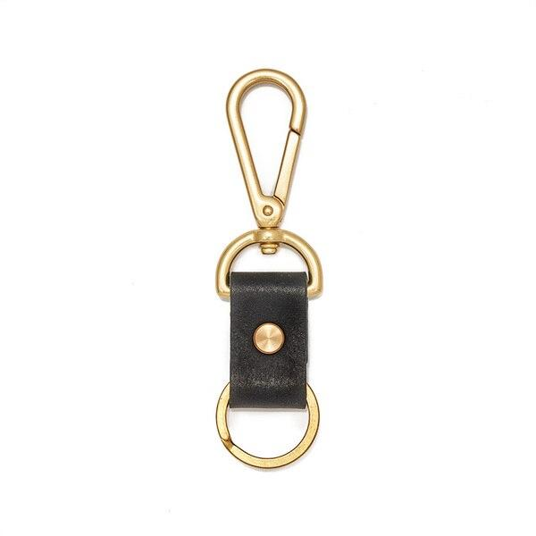 Son of a Sailor Alfa Keychain / Black Son of a Sailor