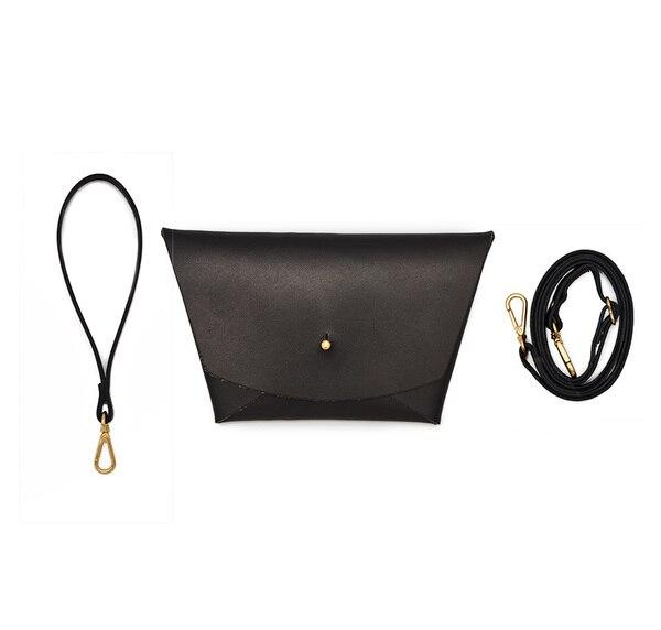 Son of a Sailor Emma Clutch And Crossbody / Black Son of a Sailor