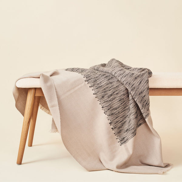Studio Variously Flo Merino Throw Home Goods Studio Variously