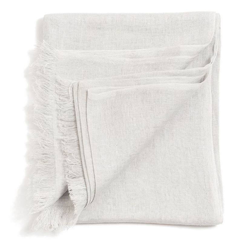 Studio Variously Linen Scarf - Pebble Scarves Studio Variously