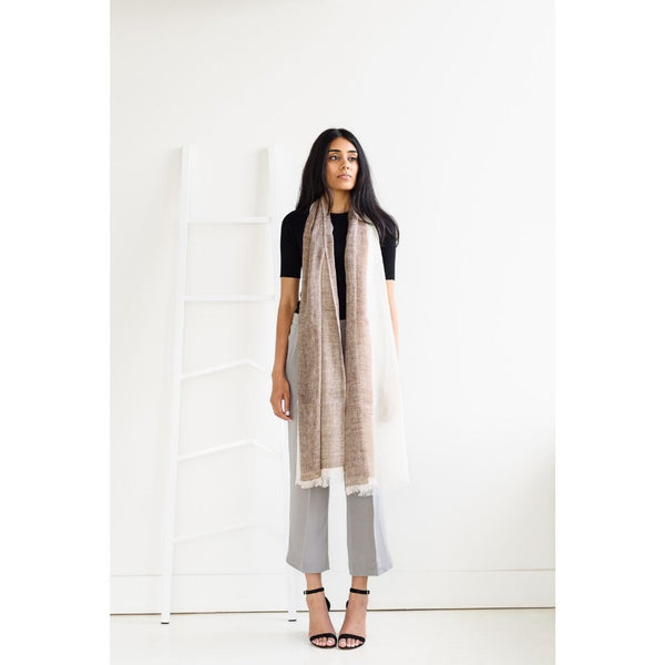 Studio Variously Mace Linen Scarf Studio Variously