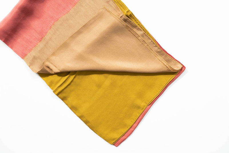 Studio Variously Turmeric Scarf Studio Variously