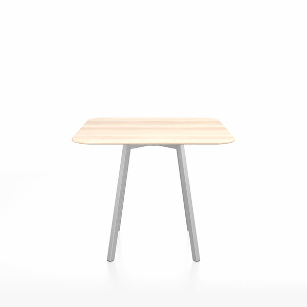 Su Cafe Table - Accoya Furniture Emeco Aluminum
