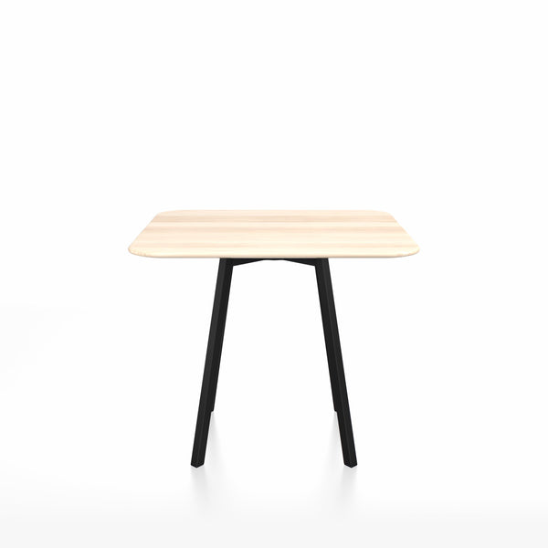 Su Cafe Table - Accoya Furniture Emeco Black