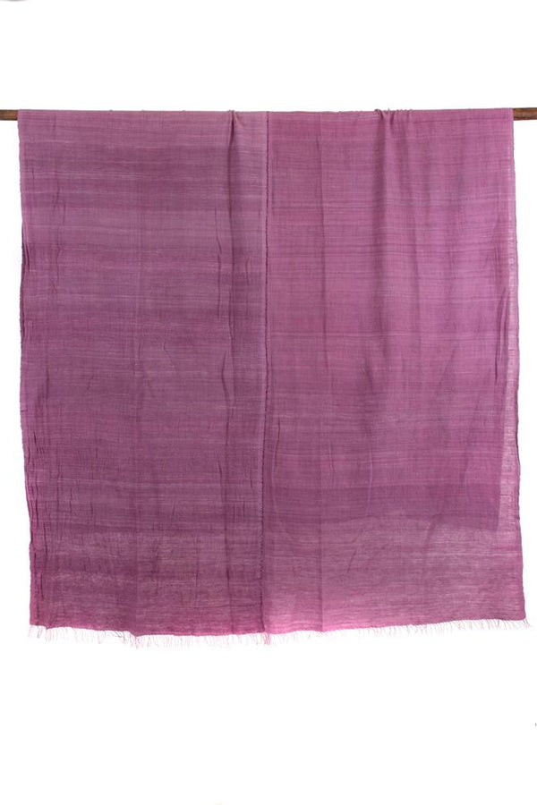 Swahili African Modern Plum Gabi Tablecloth or Throw Swahili African Modern
