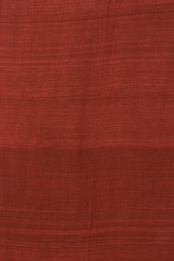 Swahili African Modern Rust Red Gabi Tablecloth or Throw Swahili African Modern