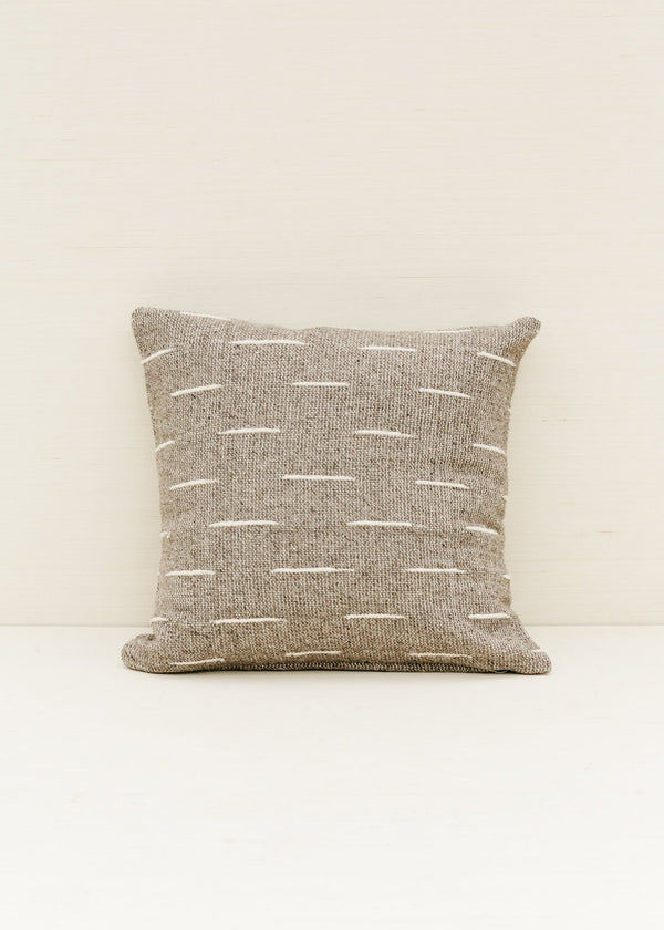 Territory Design Flecha Pillow Cover | Grey Pillow Territory Design