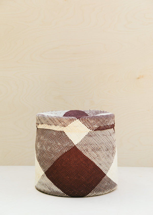 Territory Design Japa Basket Large | Chestnut Basket Territory Design