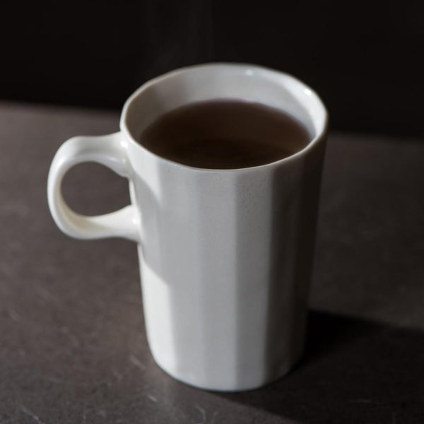 The Bright Angle Doubleshot Espresso Cup - Smoke Gray Satin Matte Coffee The Bright Angle