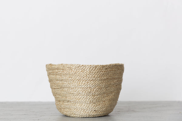 Will & Atlas Jute Bowl - Natural Home Decor Will & Atlas