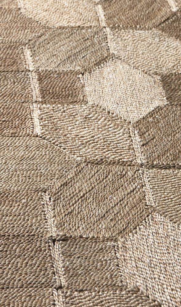 Will & Atlas Kasba Jute Rug - Medium Home Goods Will & Atlas