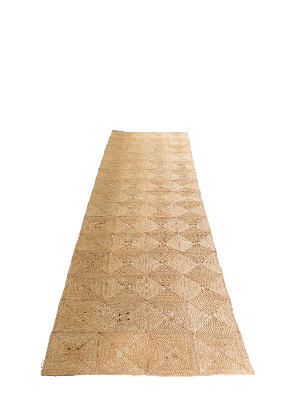 Will & Atlas Khulna Jute Runner Home Goods Will & Atlas