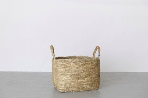 Will & Atlas Small Jute Basket - Natural Will & Atlas