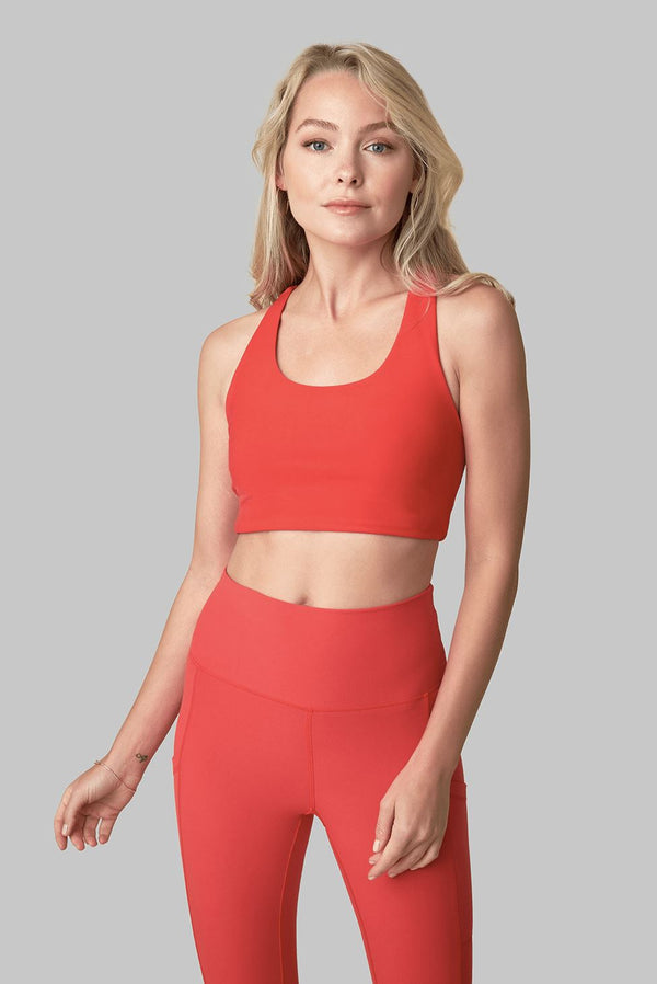 WOLVEN Cayenne Yoga Top Tops WOLVEN
