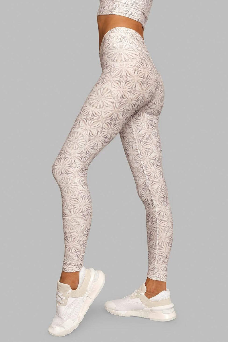 WOLVEN Harmony Ruched Crossover Legging Legging WOLVEN