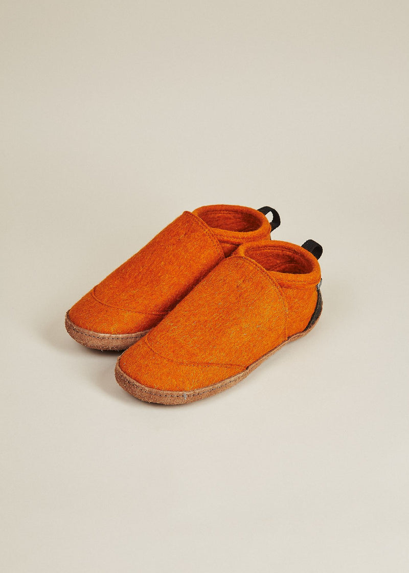 Womens All Natural Tengries - Orange tengries Kyrgies