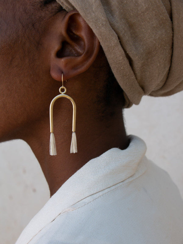 Yewo Wuta Earrings Yewo
