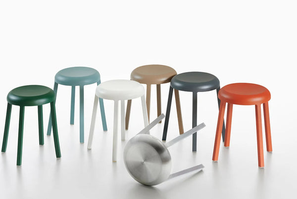Za Small Stool Furniture Emeco