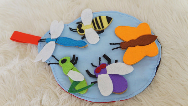 Zeki Learning Flying Bugs Assembly Kit Zeki Learning
