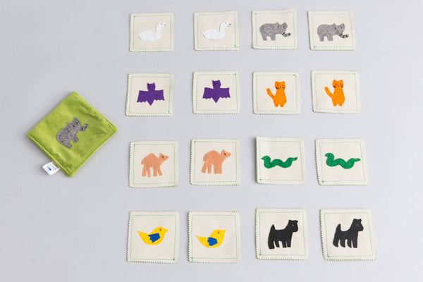 Zeki Learning Land Animals Memory Game Memory games Zeki Learning