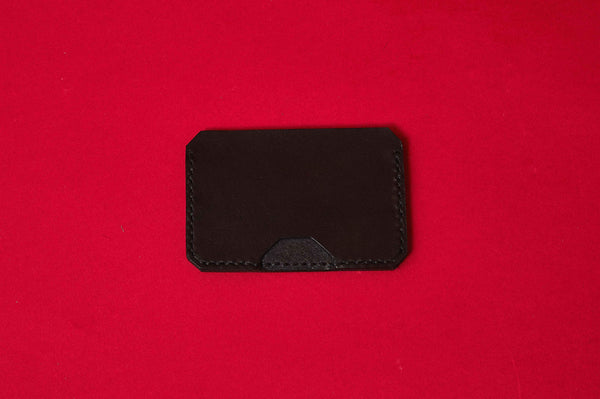 Zemper Goods Five Card Wallet - Black Zemper Goods