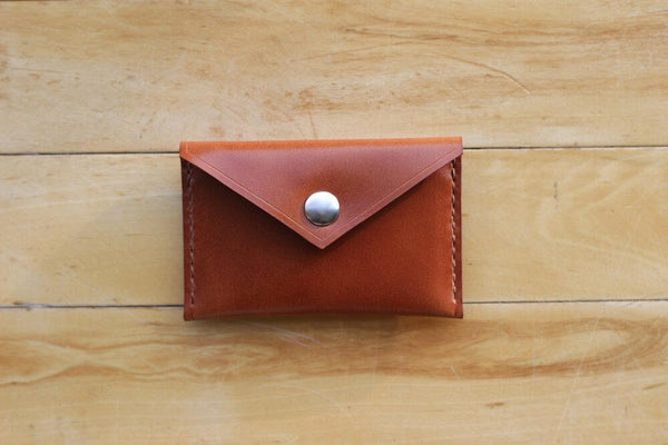 Zemper Goods Coin Purse - Brown Zemper Goods