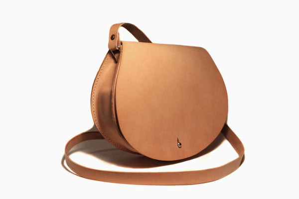 Zemper Goods Volpe Cross Body - Natural Zemper Goods