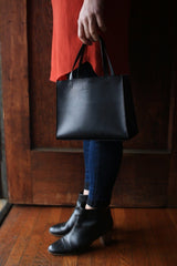 Zemper Goods Small Tote - Black Zemper Goods-5010830491711