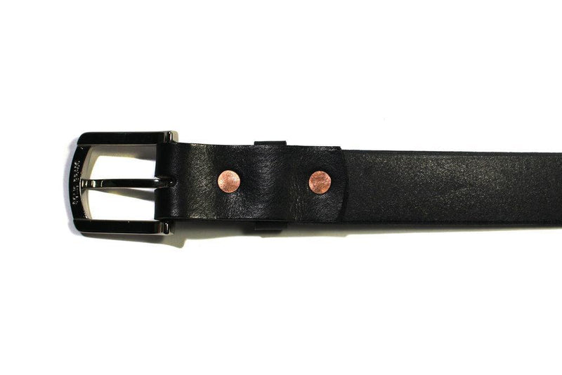 Zemper Goods Standard Belt - Black Zemper Goods