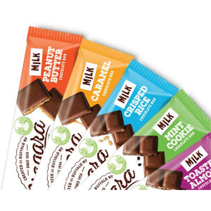 Candy Bar Sampler Pack | 7 Candy Bars - Niagara by Frey, Premium Chocolate