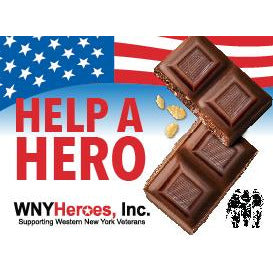 """Help a Hero"" WNY Heroes Bars 