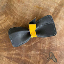 Pantone 2021 | Exotic Leather Bow Tie | Large/Human