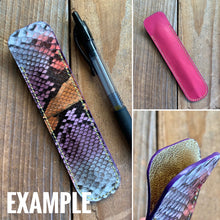 Mystery Python Pen Sleeve | Special Pricing!