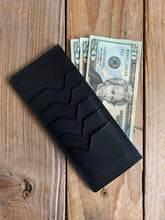 Italian Leather Slim Long Wallet | Available in Five Colors