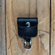 Italian Leather Pick Holder | Available in Five Colors