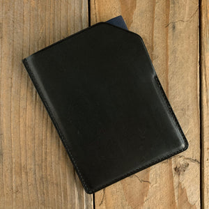 Italian Leather Passport Slip Cover | Available in Five Colors