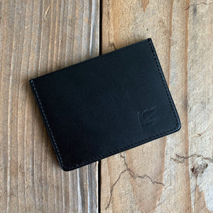 Italian Leather Card Wallet | Available in Five Colors
