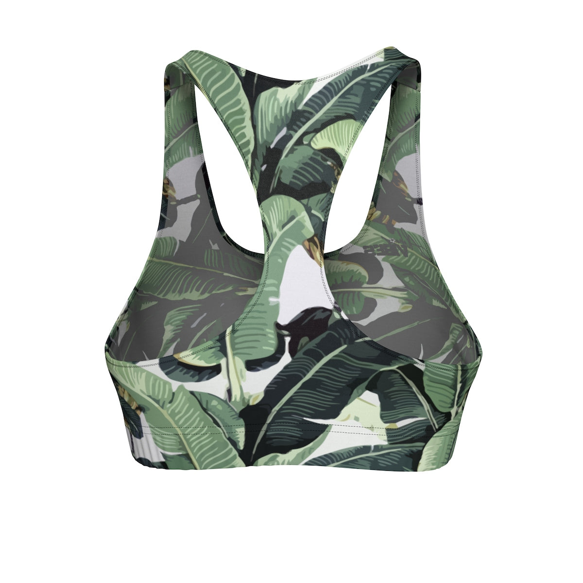 Leaf of Love Sports Bra
