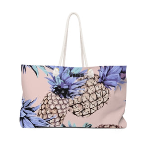 Aloha Weekender Pineapple Plantation Bag