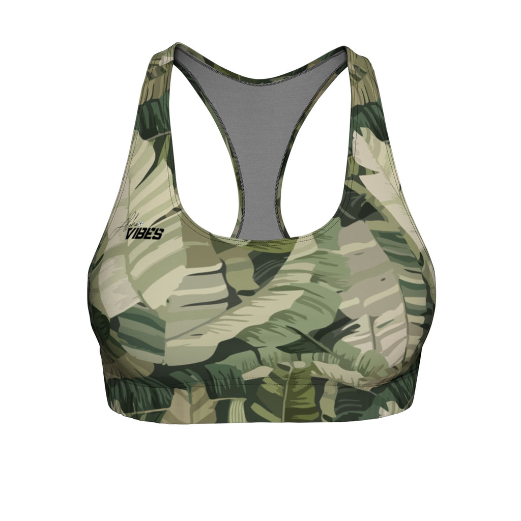 The Strong Wahine Sports Bra