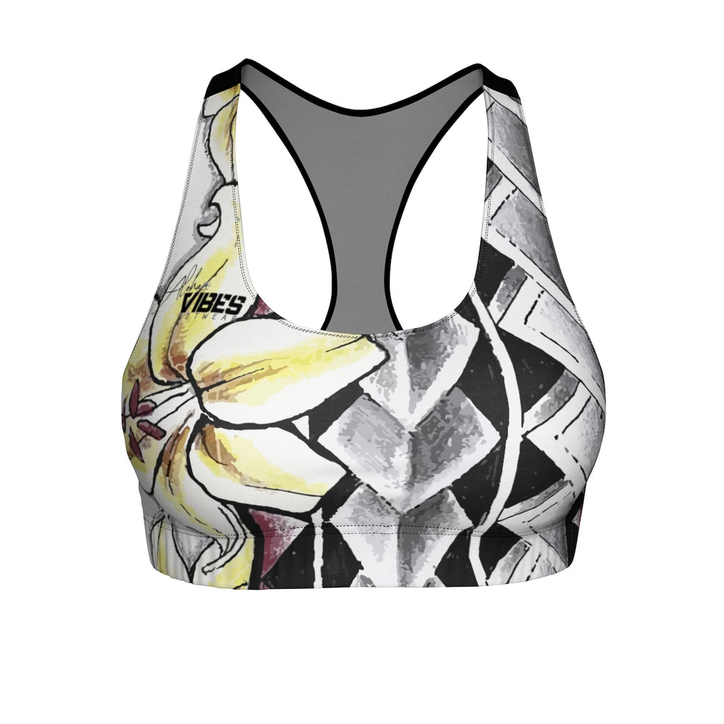 Lily of Polynesia Sports Bra