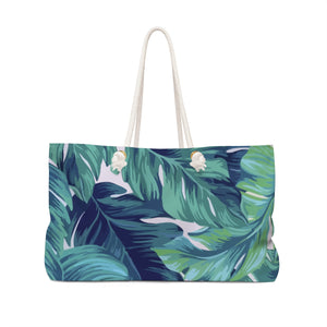 a Tropical Oasis Weekender Bag