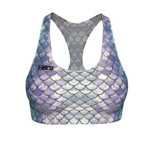 Enchanted Sea Goddess Sports Bra