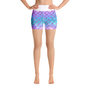 Mermaid Me Shorts