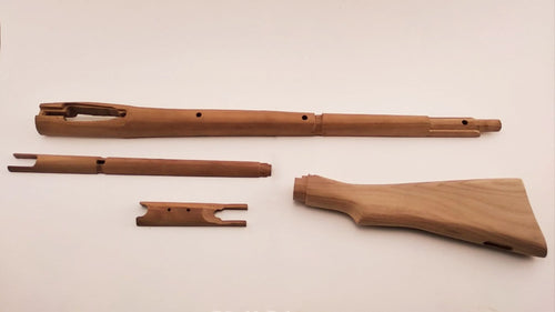 Lee Enfield No1 MK.lll 4pc Wood Restoration Kit