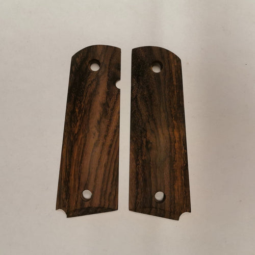 Colt 1911 Indian Rosewood (Dalbergia sissoo) Hand Grips
