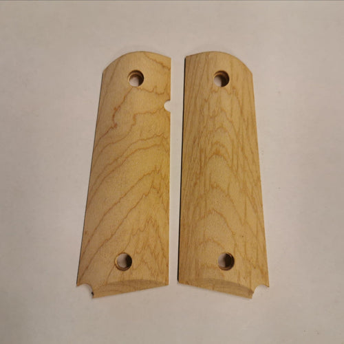 Colt 1911 Maple Hand Grips